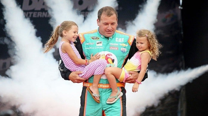 ryan-newman-daughters-getty