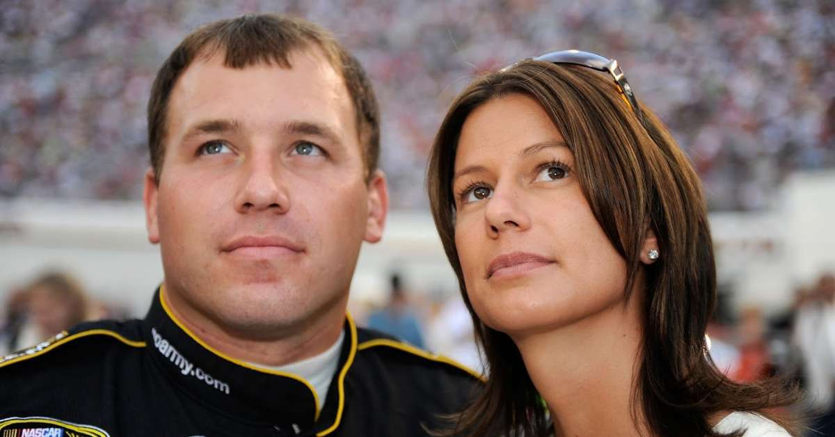 Ryan Newman Krissie Newman thanks hospital following Daytona 500 crash hospitalization