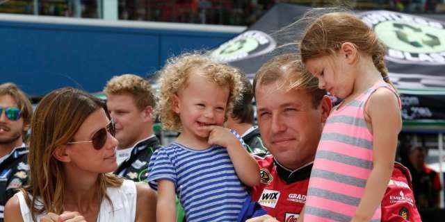 Ryan Newman: All the NASCAR Champ's Sweetest Family Moments