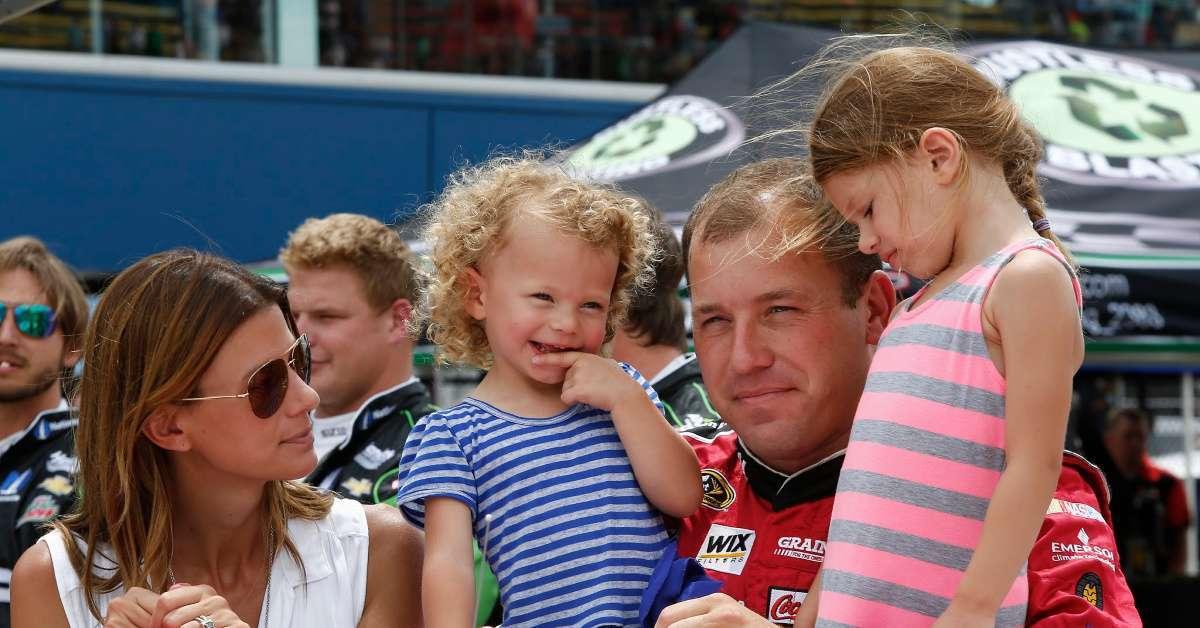 Ryan Newman NASCAR Champ family moments