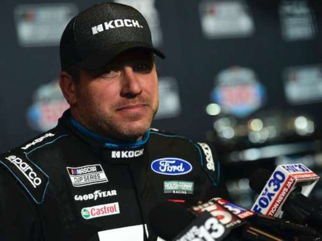 Ryan Newman Reveals Quarantine Activity With His Daughters Amid Daytona 500 Crash Recovery