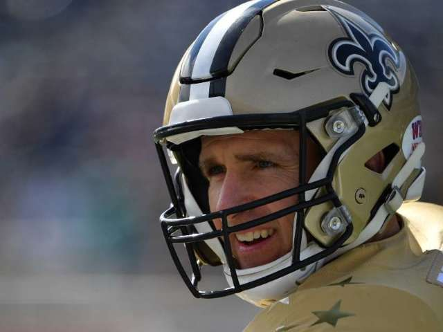 Saints Looking to Sign Drew Brees Before Start of Free Agency