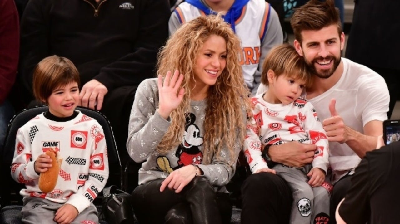 Shakira S Sons Milan And Sasha What To Know