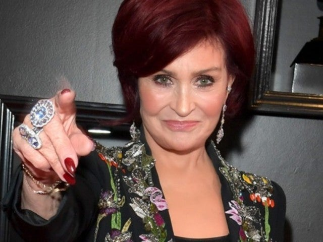 Sharon Osbourne Debuts Dramatic White Locks After She Stops Dyeing Her Hair