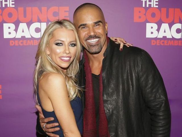 Shemar Moore Receives Warm Message From 'Bounce Back' Co-Star Lindsay McCormick After His Mom's Death