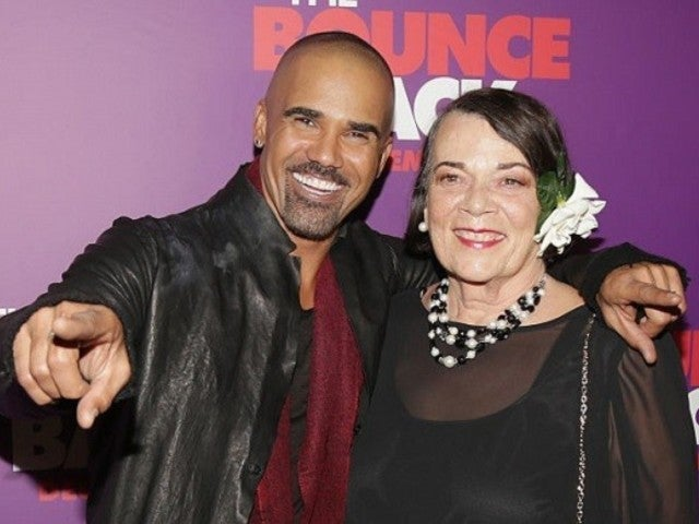 'Criminal Minds' Alum Shemar Moore Posts Heartbreaking Video of Mom Marylin in Wake of Her Death
