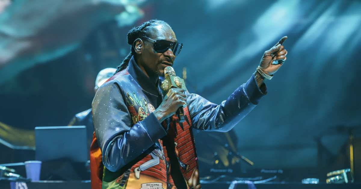 Snoop Dogg explicit message Gayle King Kobe Bryant controversy