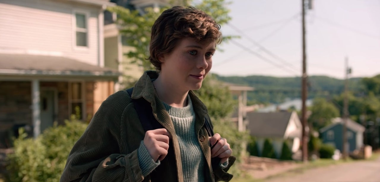 Sophia Lillis I am Not okay with this