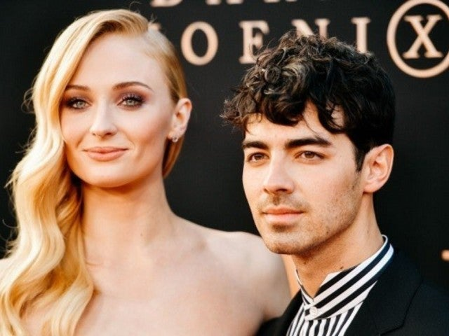 Sophie Turner Dives Headfirst Into Birthday Cake During Bash With Husband Joe Jonas