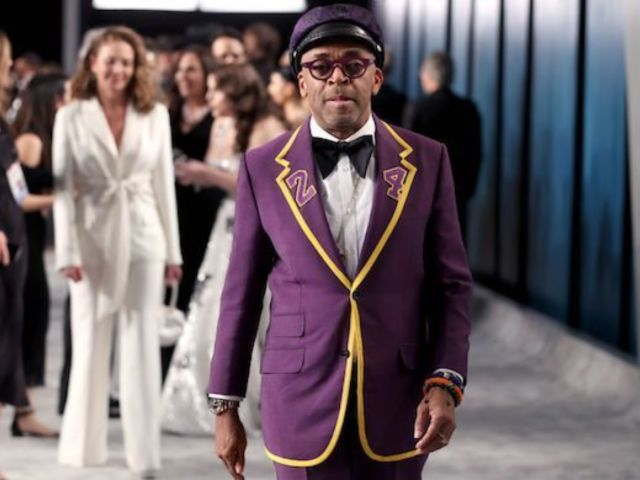 Oscars 2020: Spike Lee Reveals What He'll Do With Kobe Bryant Tribute Suit