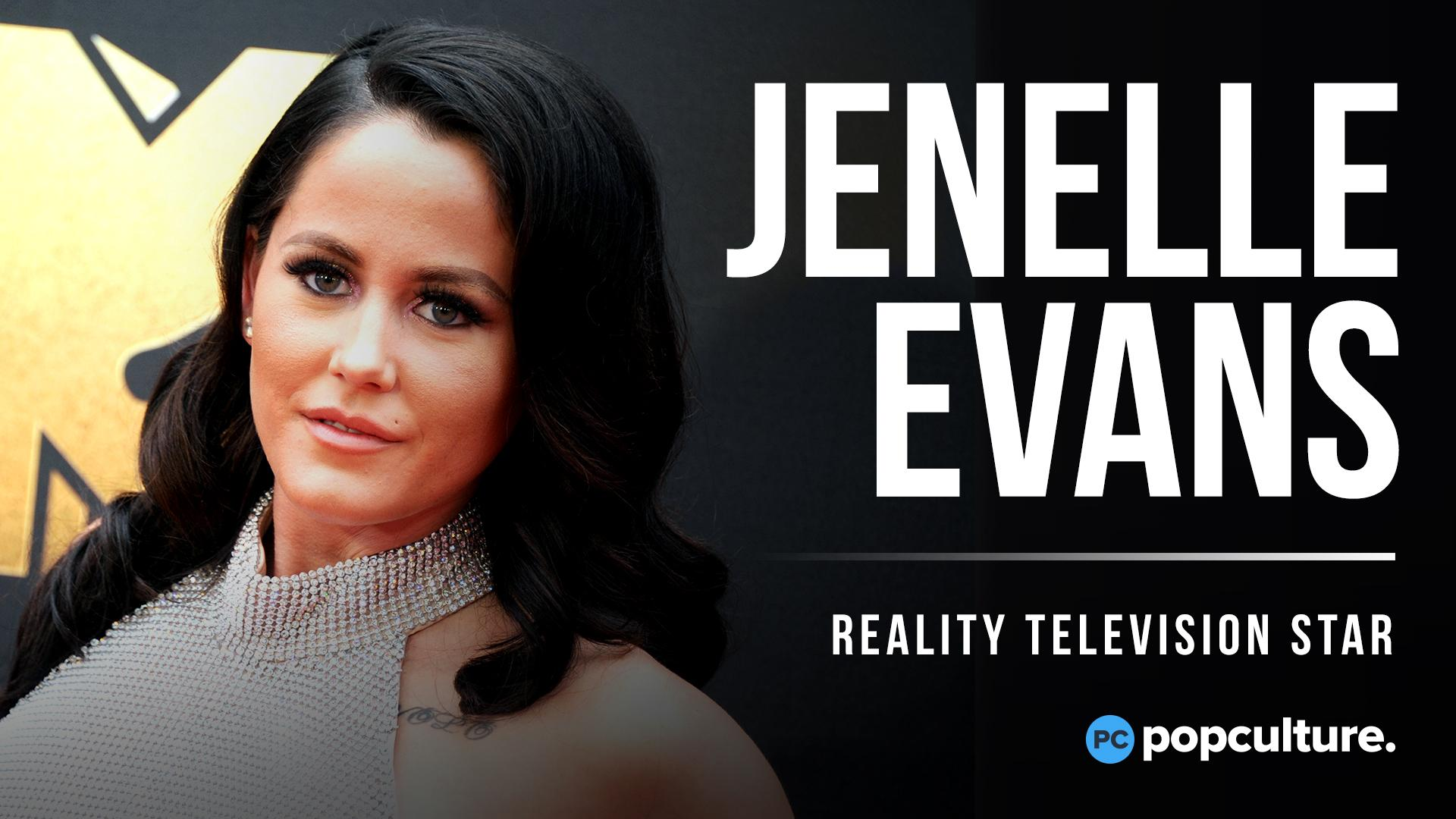 Teen Mom 2 Star Jenelle Evans - PopCulture.com Exclusive Interview screen capture