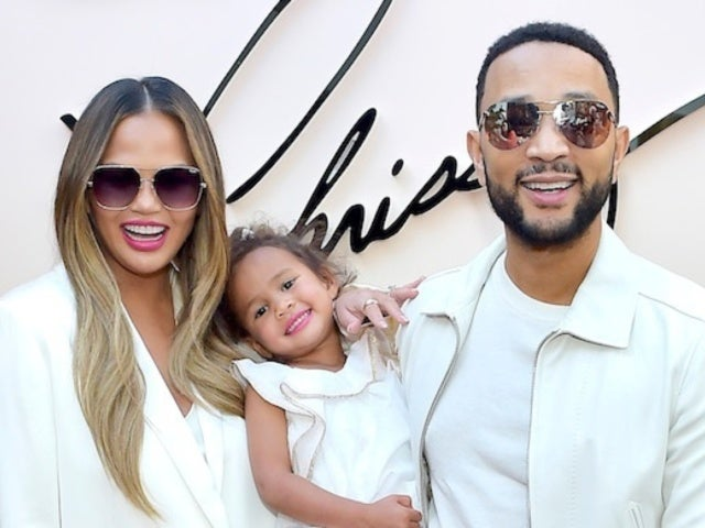 Chrissy Teigen Reveals One Topic That Always Gets Her Mom-Shamed