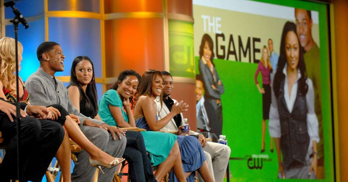 The Game reboot scrapped CW