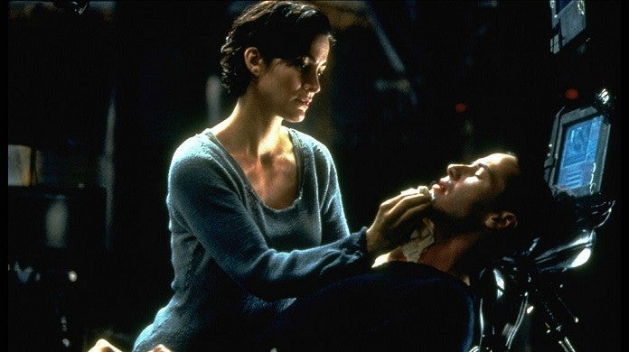 the-matrix-carrie-anne-moss-keanu-reeves-getty