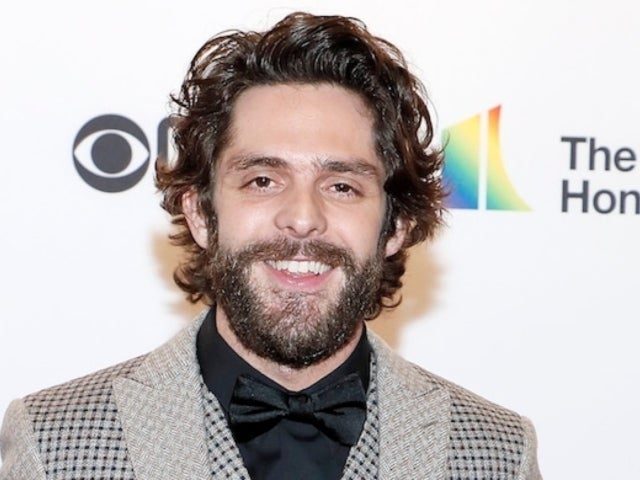 Thomas Rhett Shares New Photo of Baby Lennon Snoozing