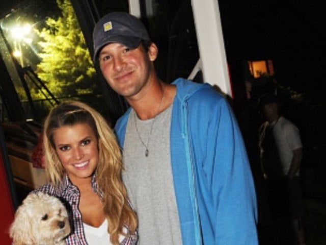 Tony Romo Apparently Dumped Jessica Simpson Via Email Over John Mayer Cheating Rumors