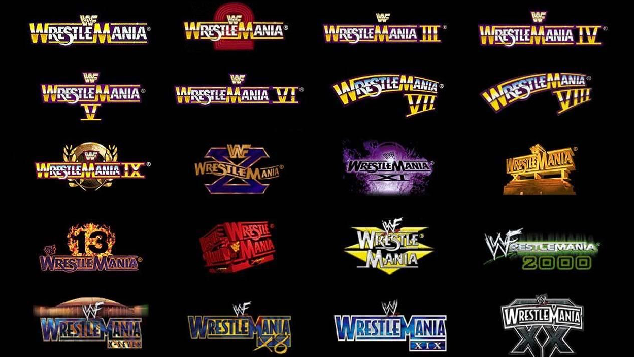Top 5 Greatest WrestleMania Main Events of All Time screen capture