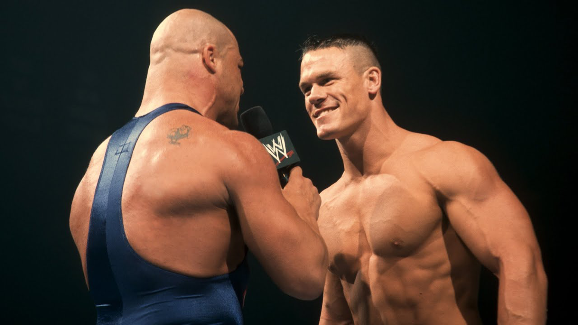 Top 5 WWE Superstars of the Ruthless Aggression Era screen capture