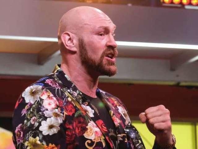Tyson Fury Reveals Aborted Suicide Attempt, Planned to Crash His Ferrari Into Bridge