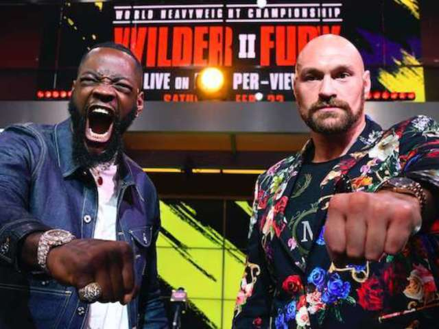 Deontay Wilder vs. Tyson Fury 2: Fury Defeats Wilder During Long-Awaited Rematch