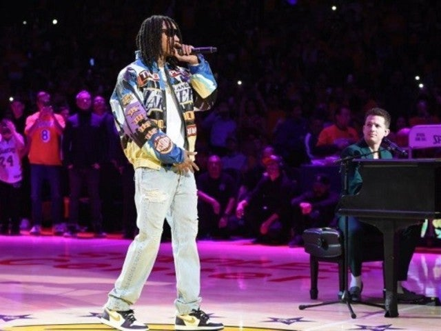 Wiz Khalifa and Charlie Puth Performed 'See You Again' for Lakers' Kobe Bryant Tribute, and Fans Are Overwhelmed With Emotion