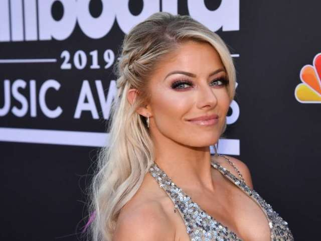 WWE Star Alexa Bliss Dating Musician Ryan Cabrera