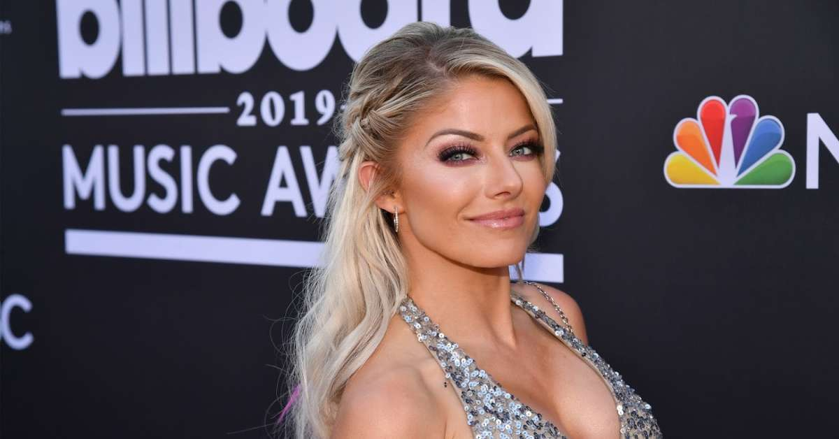 WWE Alexa Bliss dating Ryan Cabrera