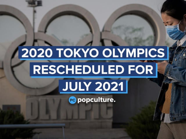 2020 Tokyo Olympics Rescheduled for July 2021