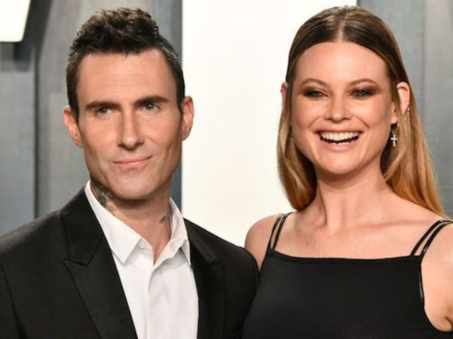 Adam Levine and Wife Behati Prinsloo Laugh off Rumors Claiming 'They're Heading for a Split'