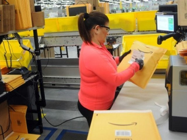Amazon Doubling Overtime Pay for Warehouse Workers Due to Coronavirus Pandemic Demand