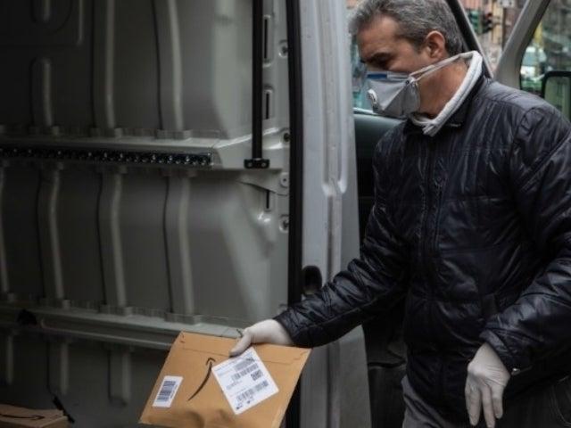 Amazon Warns Customers to Expect Delays Amid Coronavirus Outbreak