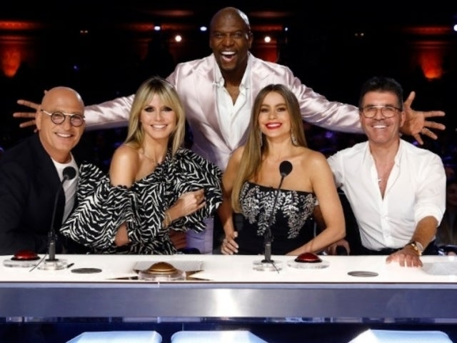 'America's Got Talent' Season 15 First Look Shows Sofia Vergara Joining the Judge's Panel