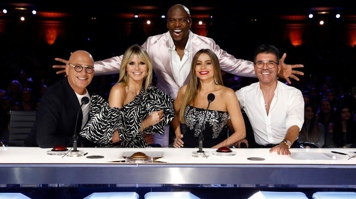 america's got talent sofia vergara judges nbc