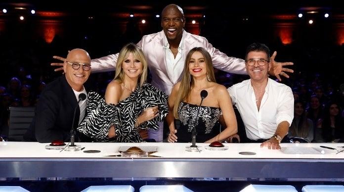 america's got talent sofia vergara judges nbc