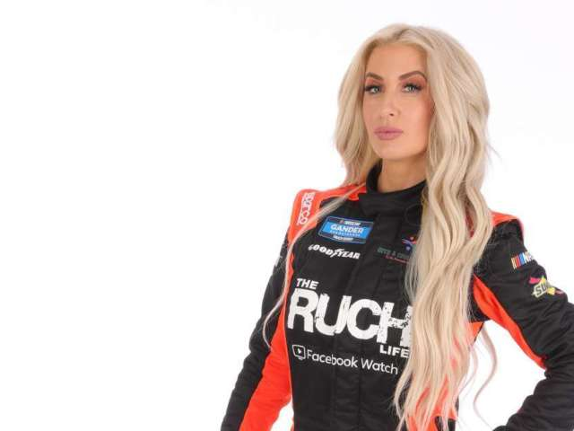 NASCAR Star Angela Ruch Teases Plans for Season 2 of Reality Show 'The Ruch Life' (Exclusive)