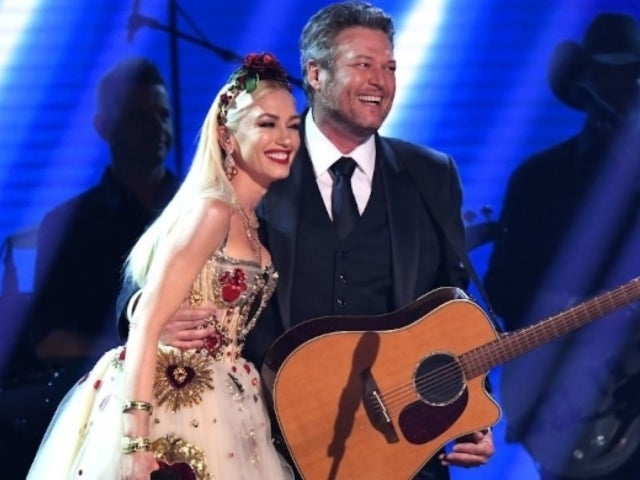Gwen Stefani Takes Blake Shelton's Shaved Head to 'the Next Level' Amid Coronavirus Self-Quarantine