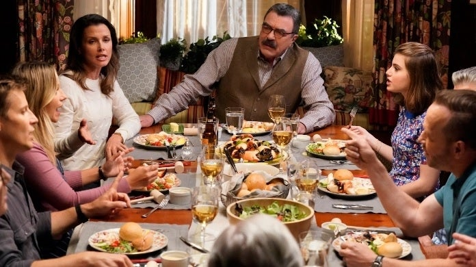 blue bloods dinner cbs
