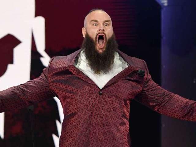 WWE's Braun Strowman Prepares for Battle Ahead for Grocery Store Run Amid Coronavirus Pandemic