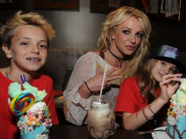 Britney Spears' Son Says She Might 'Quit' Music, Slams Her Dad on Instagram Live