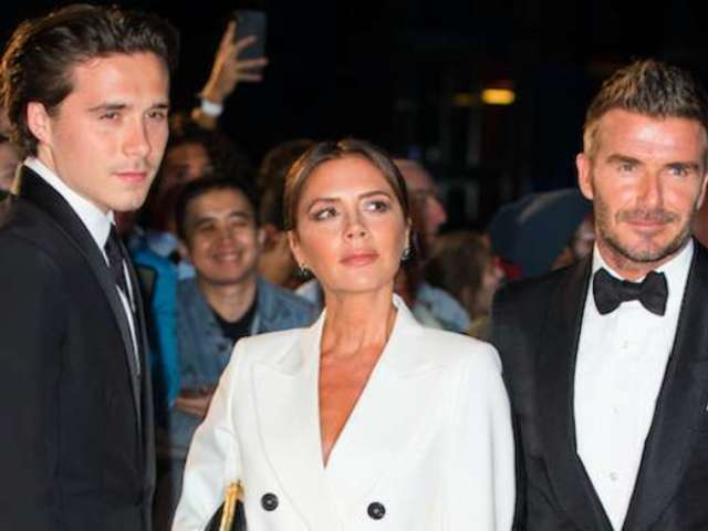 David and Victoria Beckham's Son Brooklyn Unable to Return From US Due to Coronavirus Travel Restrictions