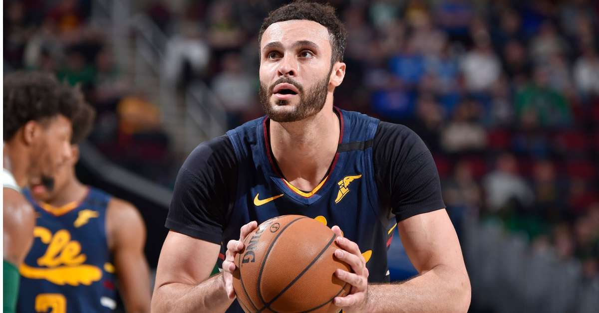 Cavs Larry Nance Jr face Chron's Disease team win