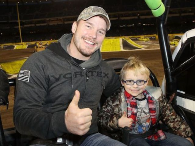 Chris Pratt Opens up About Nearly Losing Son Jack After Premature Birth