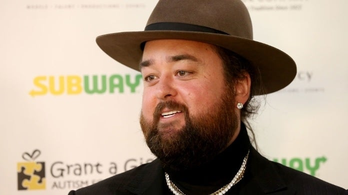 chumlee getty images