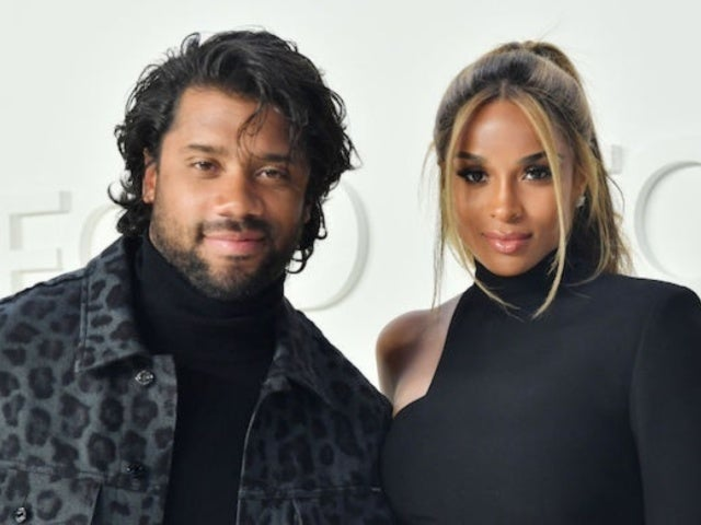 Pregnant Ciara Boxes Alongside Husband Russell Wilson in New Workout Video