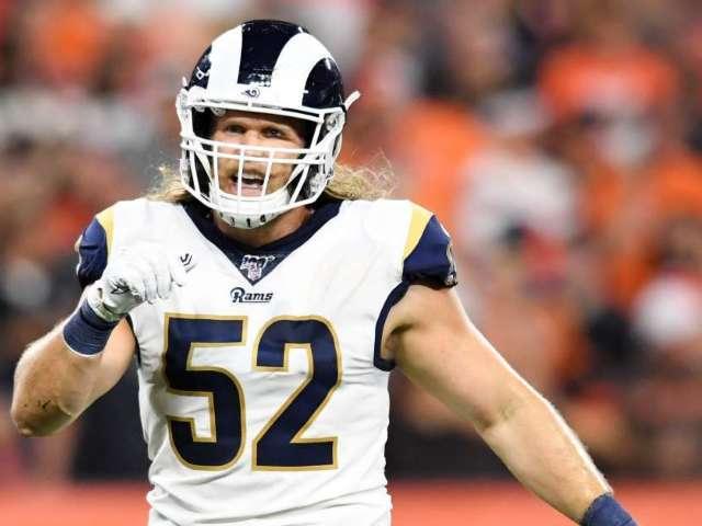 Los Angeles Rams Release LB Clay Matthews