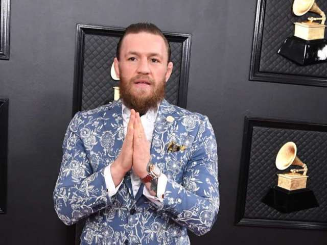 Conor McGregor Donating 1 Million Pounds in Medical Supplies to Hospitals