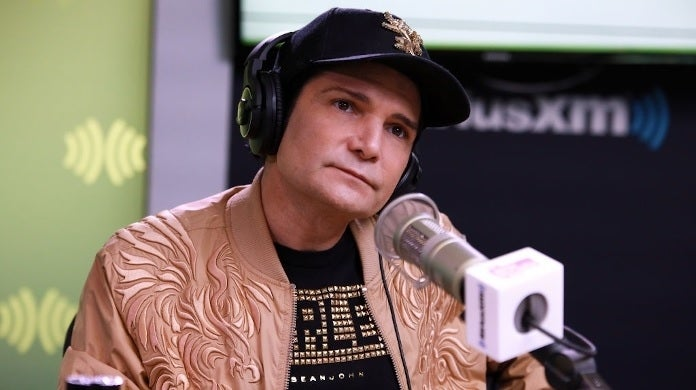 corey feldman getty images