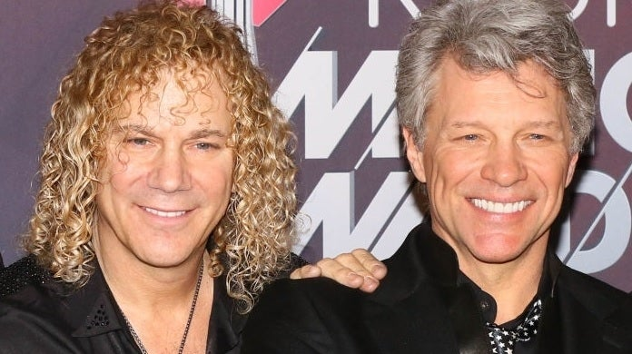 david bryan jon bon jovi getty images