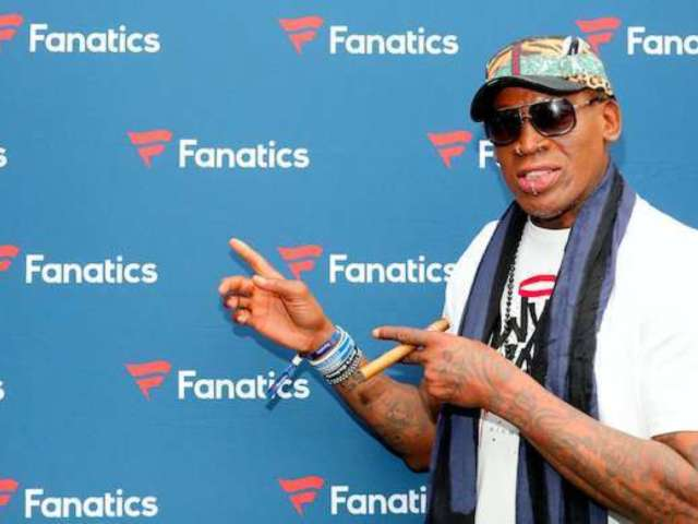 Dennis Rodman Sings Daughter Trinity's Praises After Her Recent Athletic Milestone