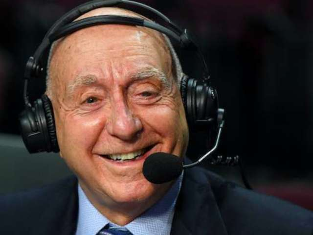 Dick Vitale 'Begs and Pleads' Tom Brady to Join the Buccaneers After Leaving Patriots